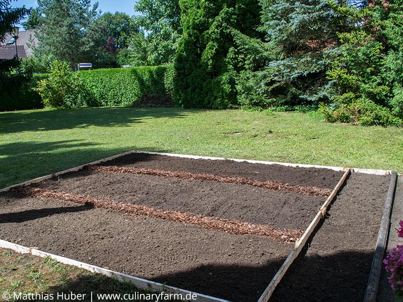 Einen Bio-Garten selber anlegen