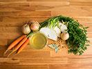 Gemüsebrühe, Gemüsefond