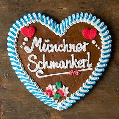 Logo Münchner Schmankerl – Matthias Huber