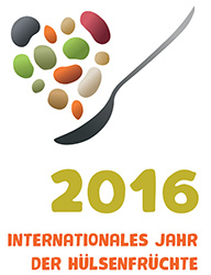 Logo International Year of Pulses