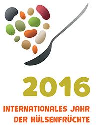 Logo International Year of Pulses