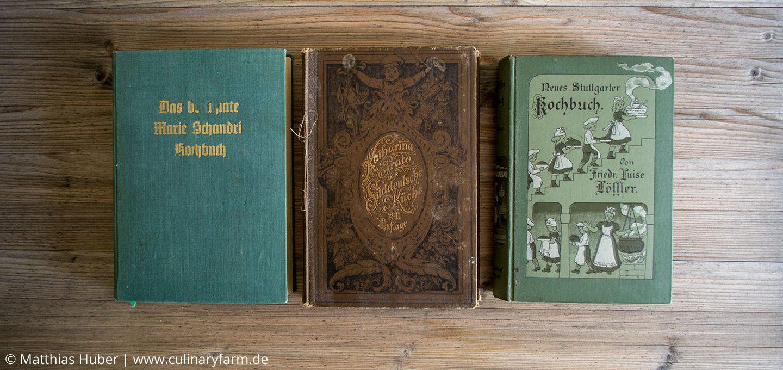 Antike Kochbücher