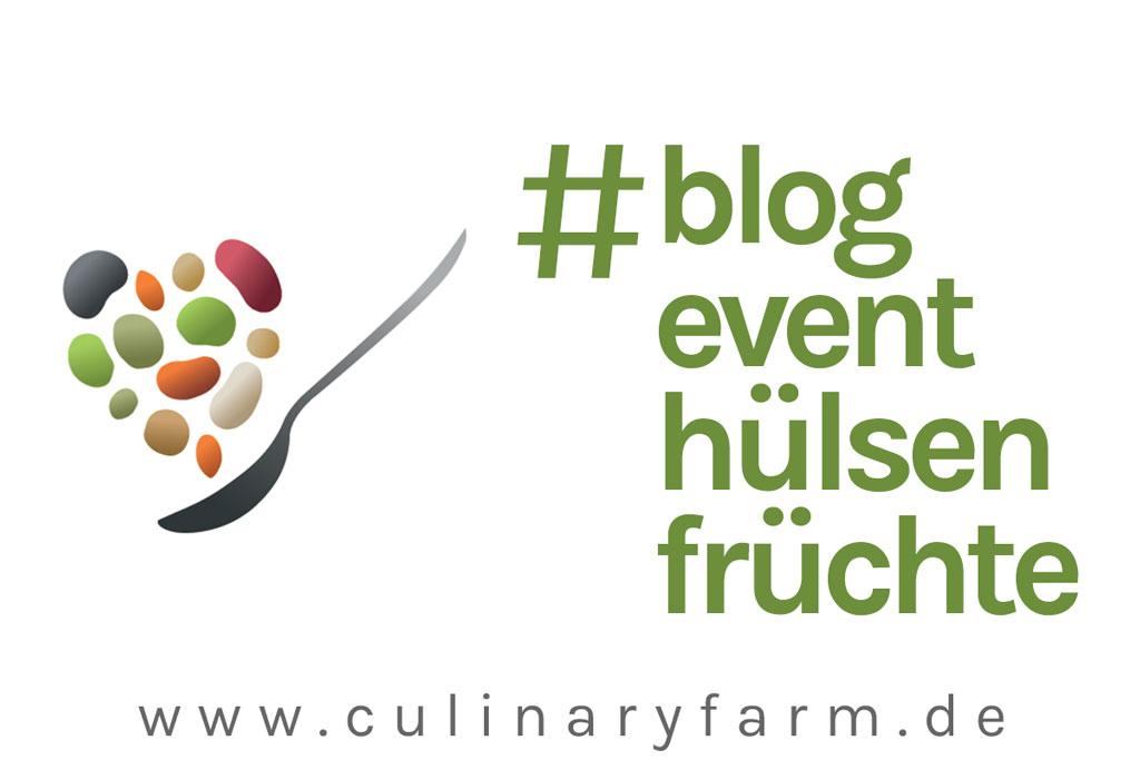 Das Blogevent zum Internationalen Jahr der Hülsenfrüchte auf Culinary Farm