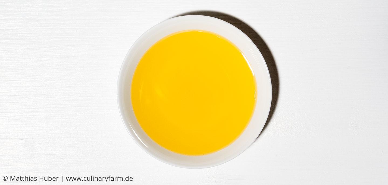 Geklärte Butter, Butterschmal, Ghee