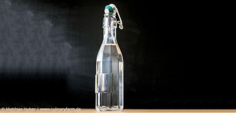 Läuterzuker (Zuckersirup, Simple Syrup)