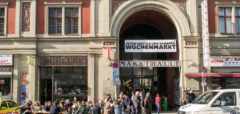 Markthalle Neun in Berlin-Kreuzberg