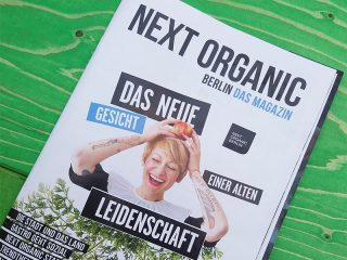 Fachmesse und Trendshow – Next Organic